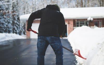 5 Tips for Shovelling Snow