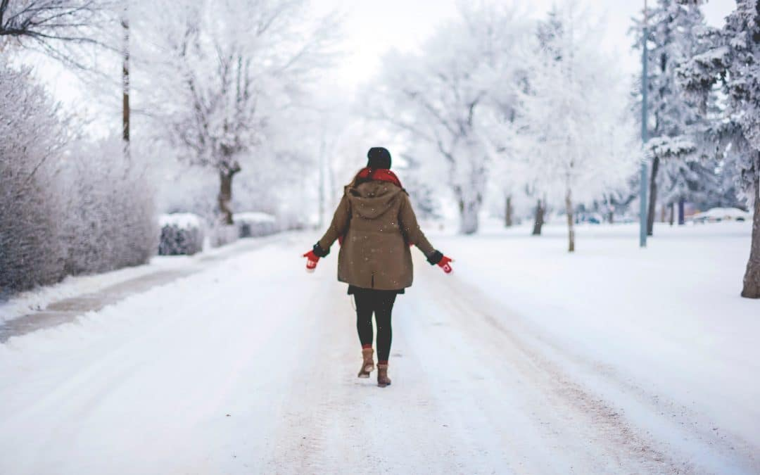 Helpful tips to avoid unnecessary slips this winter